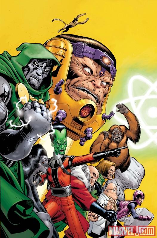FallOfTheHulks_Alpha_Cover Preview Fall of The Hulks Alpha