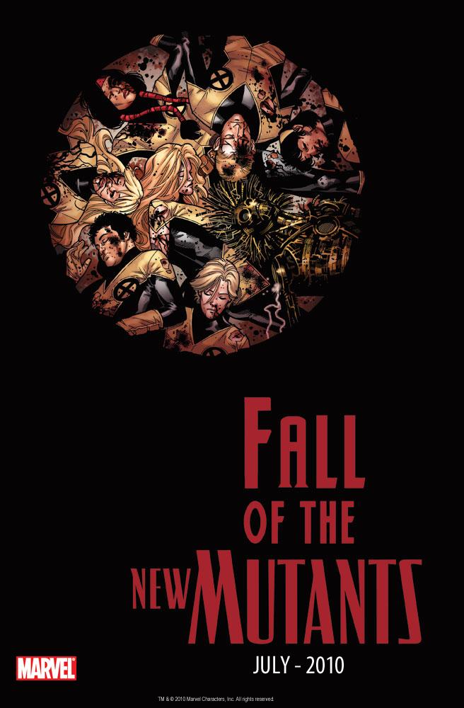 FallOfTheNewMutants Fall Of The New Mutants Teaser One