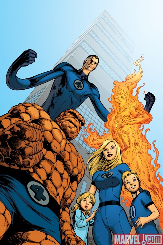FantasticFour_570_Cover A First Look Inside FANTASTIC FOUR #570
