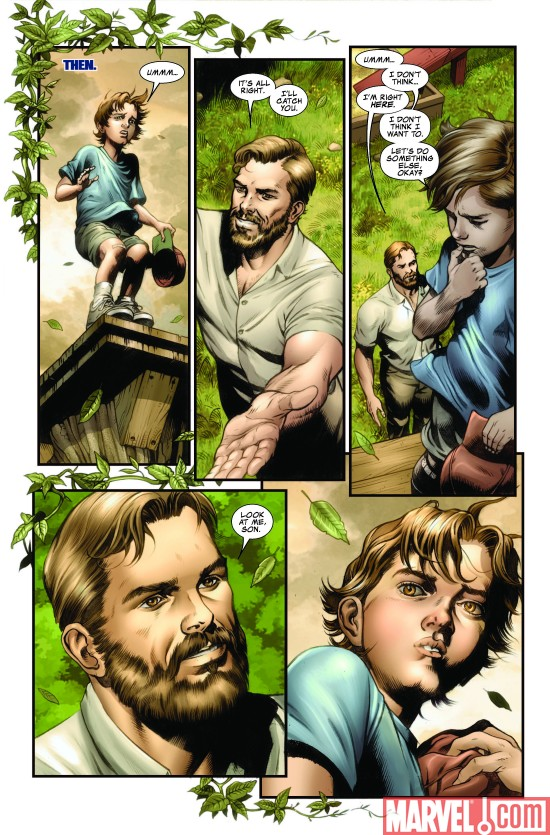 FantasticFour_570_Preview1 A First Look Inside FANTASTIC FOUR #570