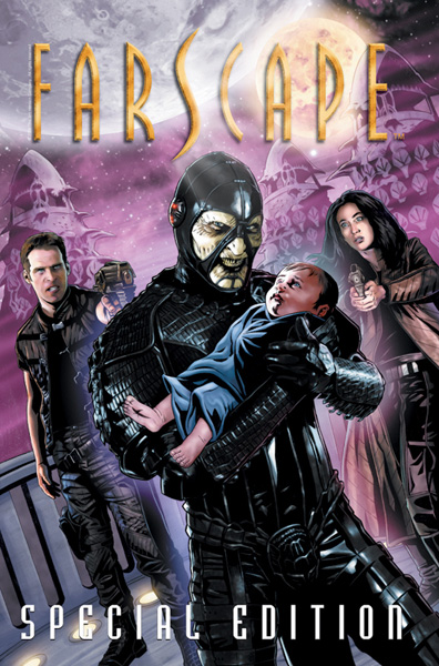Farscape_HC_LE Enter to win a signed special edition of Farscape Volume 1