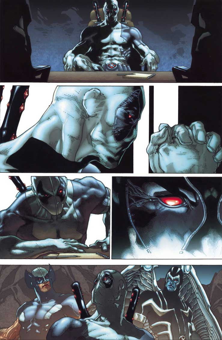 First Look At FEAR ITSELF UNCANNY X FORCE 1