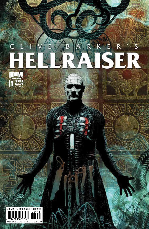 Hellraiser_01_rev_CVR_A First Look at HELLRAISER #1