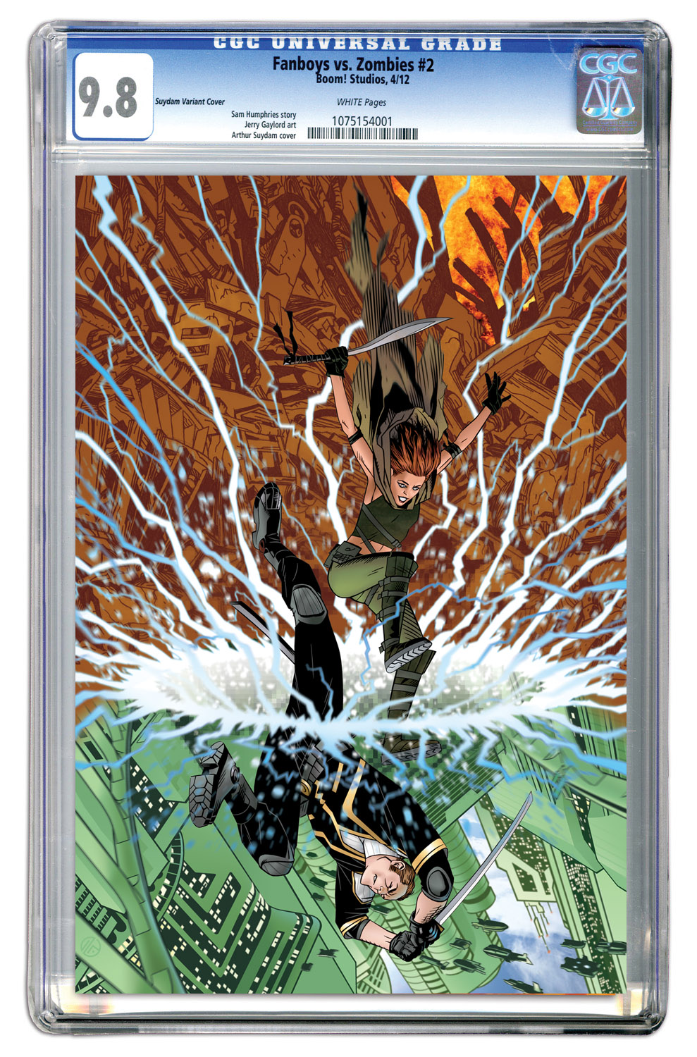 HigherEarth_Golden_1_CGC Sam Humphries' HIGHER EARTH #1 to cost only one dollar