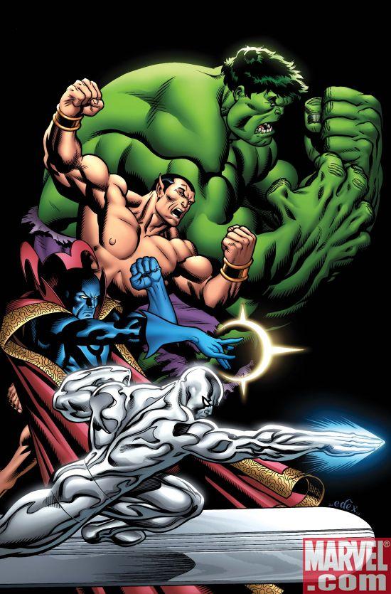 Hulk_10_CoverA Rulk And Hulk SMASH To A Record-Setting HULK Sell Out