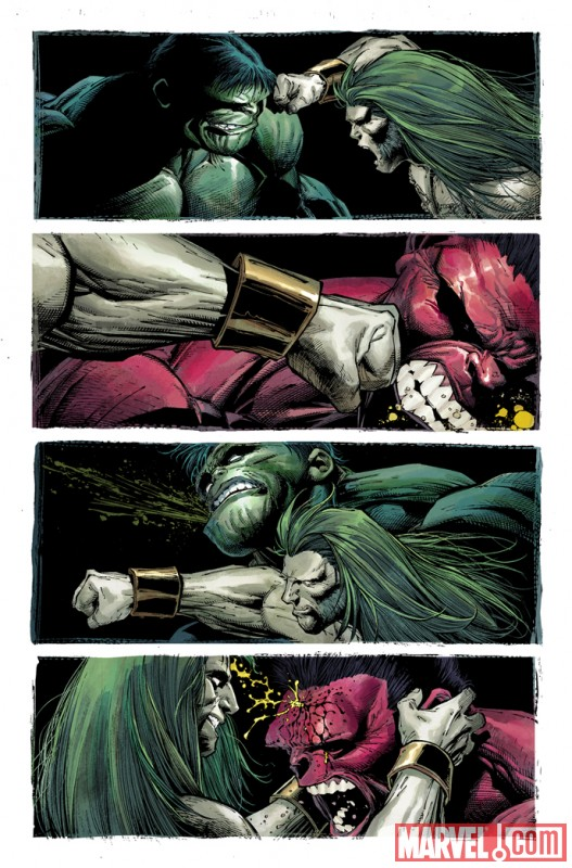 Hulk_18_Preview1 Whilce Portacio returns to Marvel to begin The Fall Of The Hulks