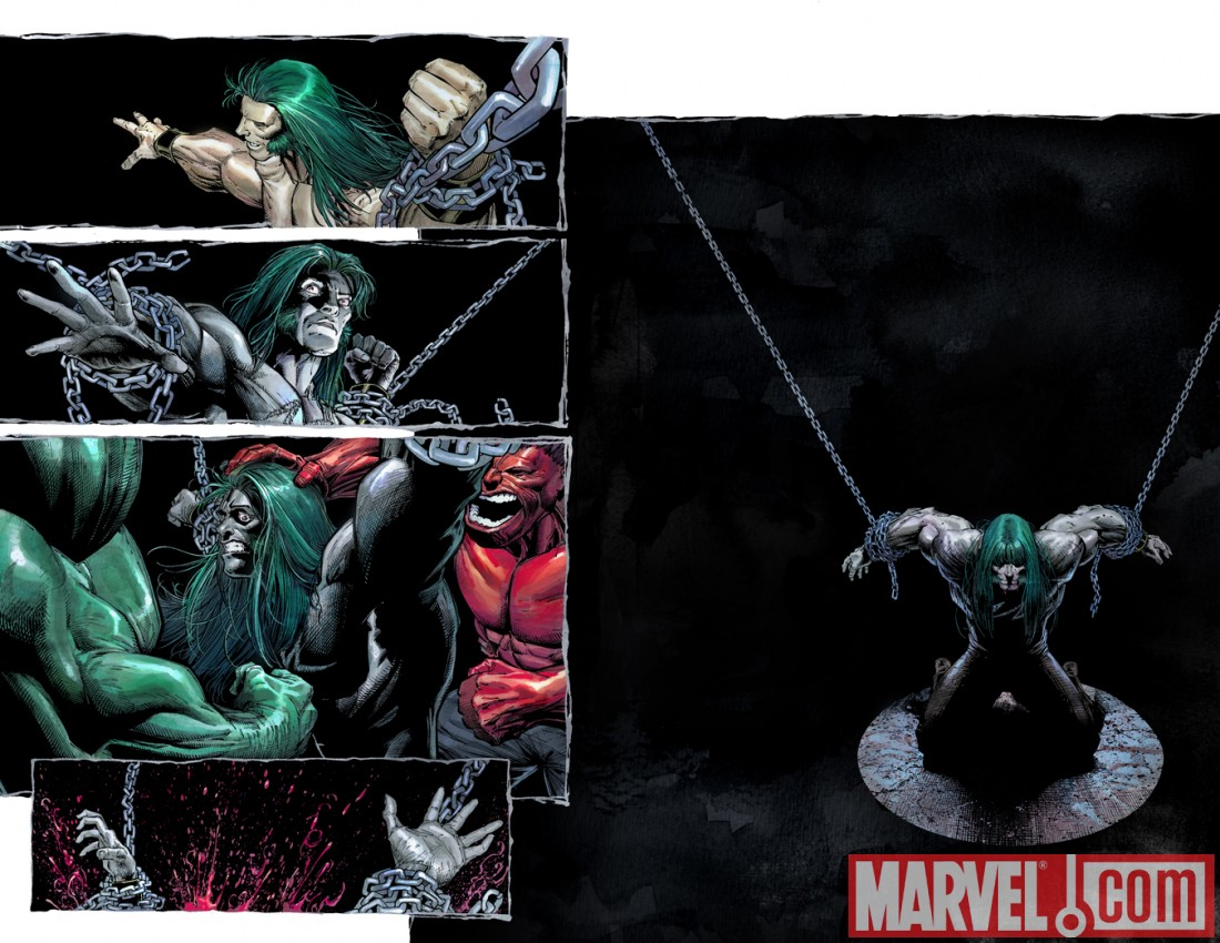 Hulk_18_Preview2 Whilce Portacio returns to Marvel to begin The Fall Of The Hulks
