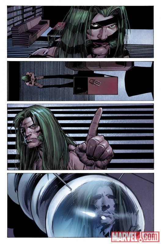 Hulk_18_Preview3 Whilce Portacio returns to Marvel to begin The Fall Of The Hulks