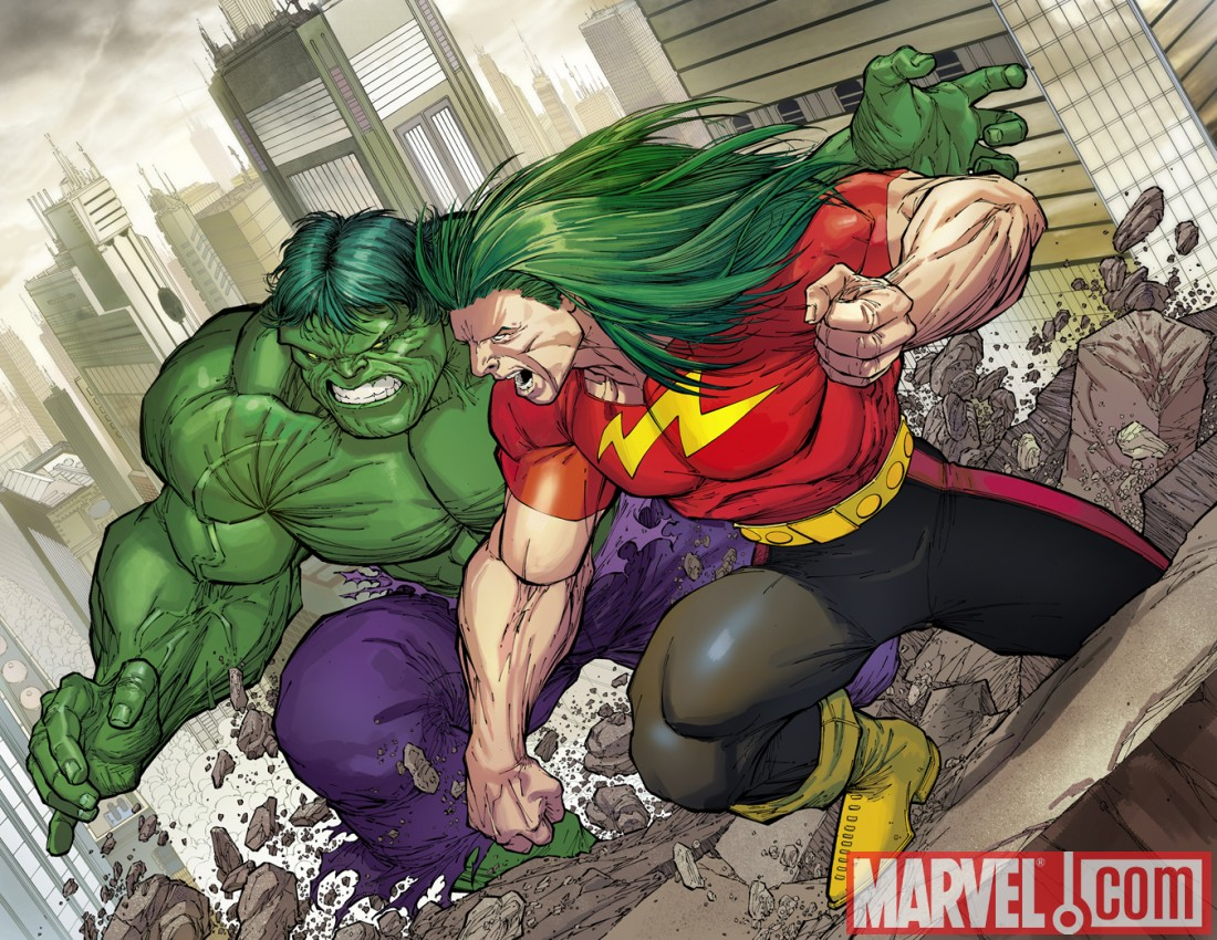 Hulk_18_Preview4 Whilce Portacio returns to Marvel to begin The Fall Of The Hulks