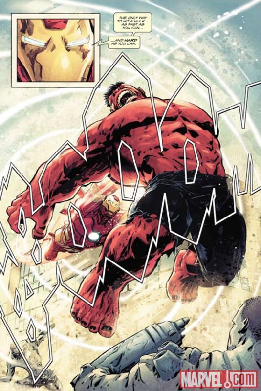 Hulk_25_Preview4 First Look At HULK #25