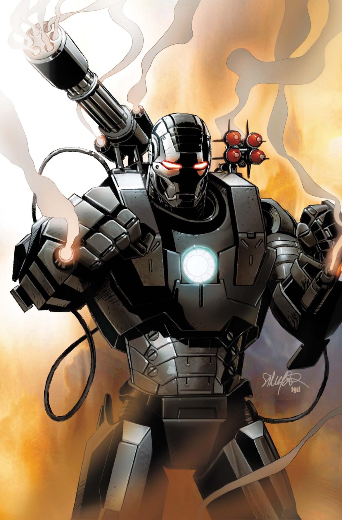 IM20_1_Cover Iron Man 2.0: War Machine Evolved