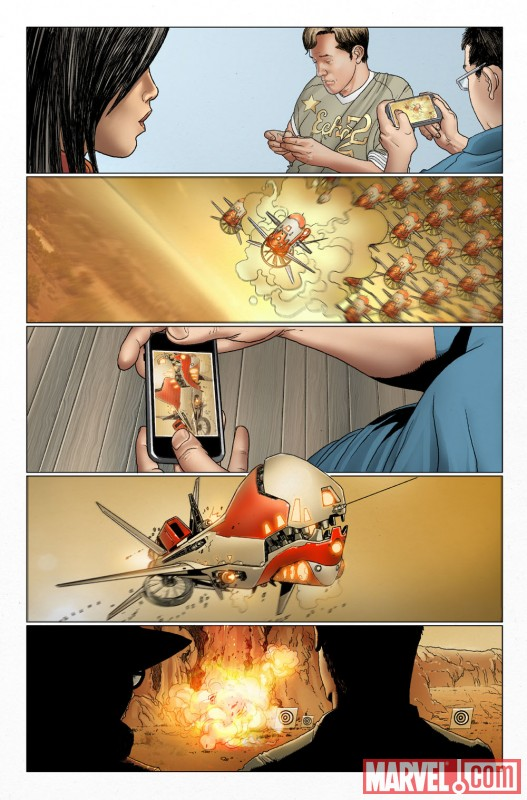 INVIRONMAN_29_Preview4 First Look At INVINCIBLE IRON MAN #29