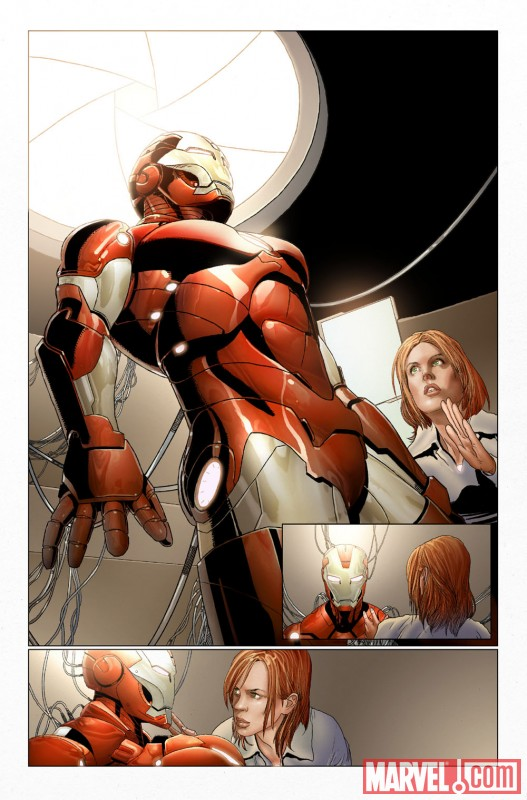 INVIRONMAN_29_Preview5 First Look At INVINCIBLE IRON MAN #29