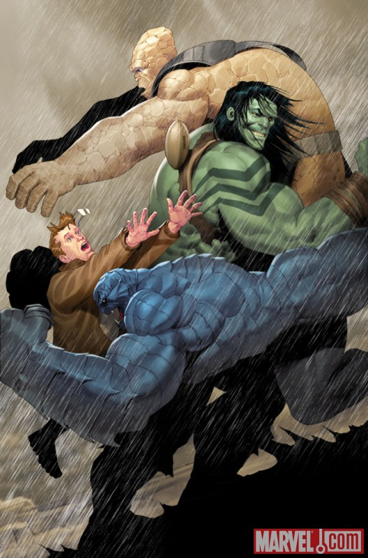 IncredibleHulk_604_Preview2 Preview of Incredible Hulk issue 604
