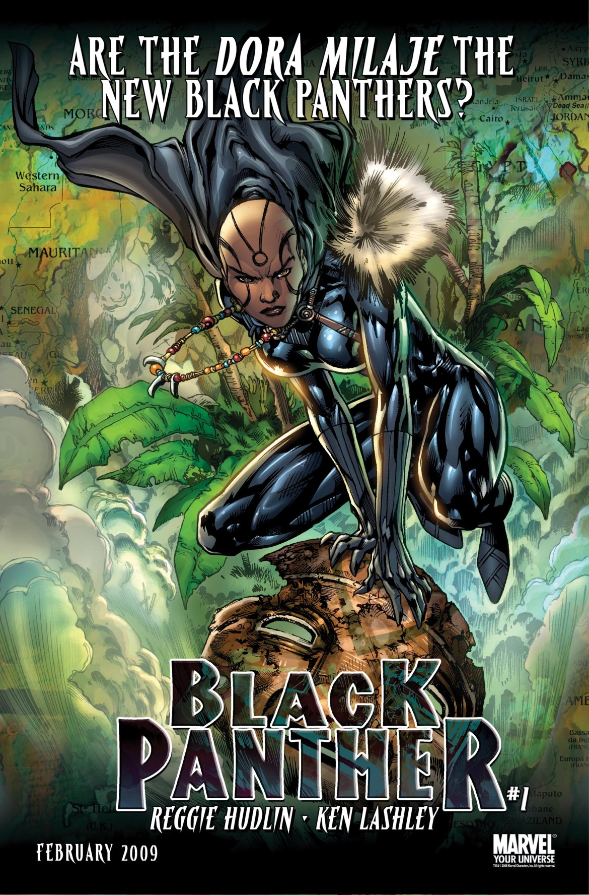 IsSheBlackPanther2 Are The Dora Milaje The New Black Panthers?