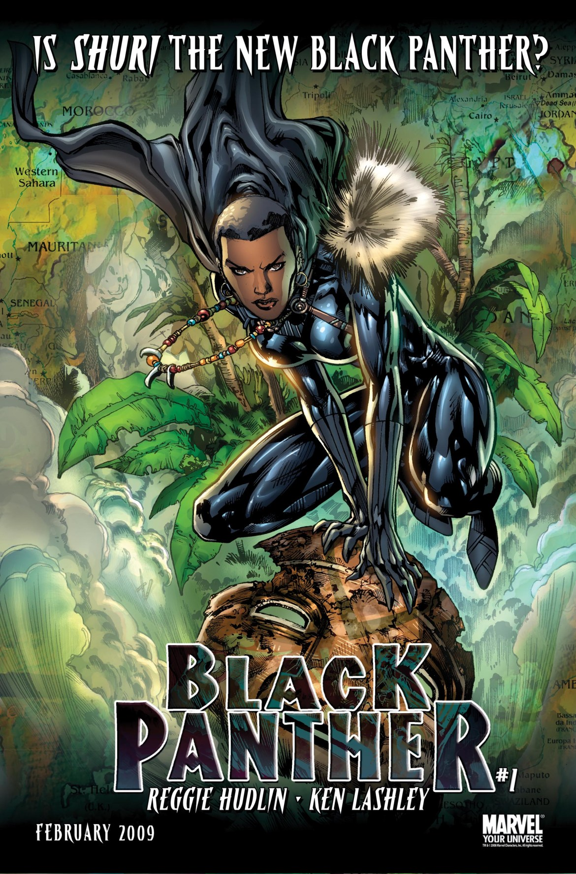 IsShuriTheNewBlackPanther Is Shuri The New Black Panther?