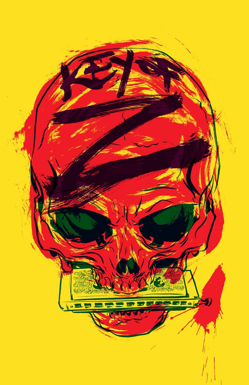 KEY_OF_Z_LITHO Evil Ink Comics SDCC 2011 Schedule