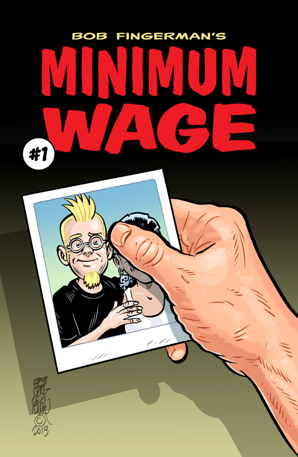 MW1-2X3-300dpipr Bob Fingerman brings award-winning MINIMUM WAGE to Image Comics