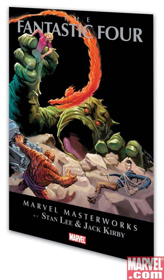MarvelMasterworks_FF_01 Marvel Continues Historic 70th Anniversary Celebration In February 2009