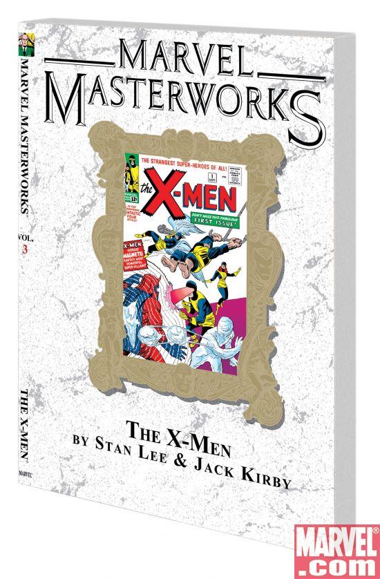 MarvelMasterworks_X-Men_Vol1_CoverVariant Marvel Continues 70th Anniversary Celebration