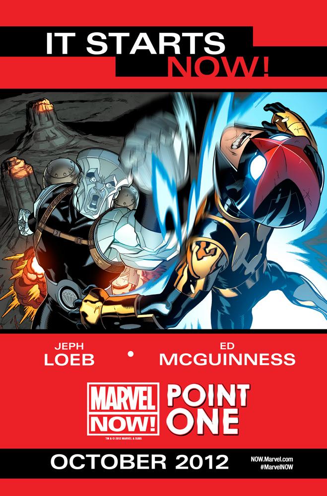 MarvelNOWPointOne_3 Marvel NOW! Point One won't KOWTOW!
