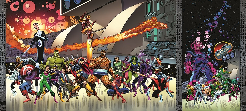 Marvel_Super_Heroes_Secret_Wars_Battleworld_Slipcase_Box_Art Experience 30 years of SECRET WARS in one epic box set