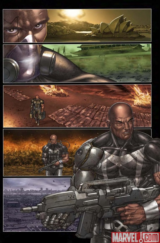 MessiahWar_Prologue_Preview6 X-Force/Cable Messiah War Prologue Preview