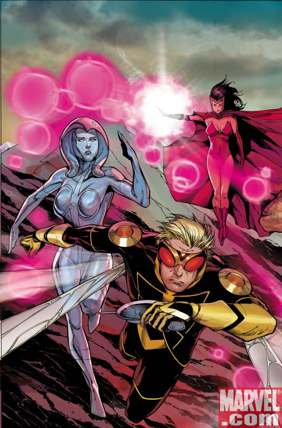 MightyAvengers_21 The All-New Mighty Avengers Assemble For Dark Reign