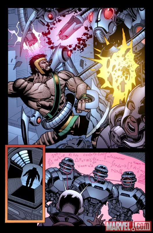 MightyAvengers_31_Preview2 Preview Mighty Avengers issue 31, featuring The Unspoken