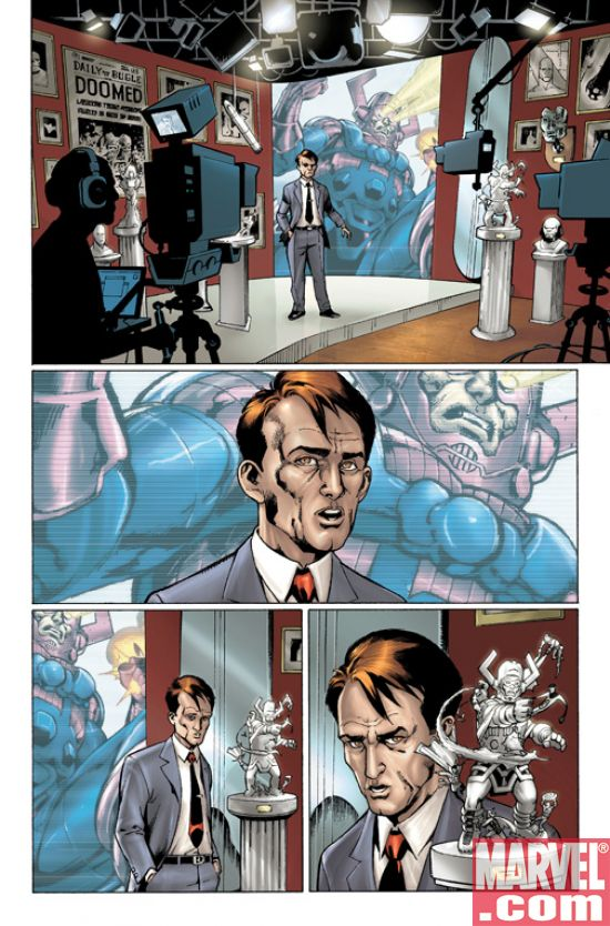 MonstersMythsMarvels_Preview2 Marvel Announces New Online-Only Titles For Digital Comics Exclusives Program