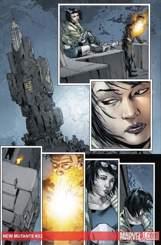 NEWMUT_22_PREVIEW1 First Look at AGE OF X: CHAPTER TWO
