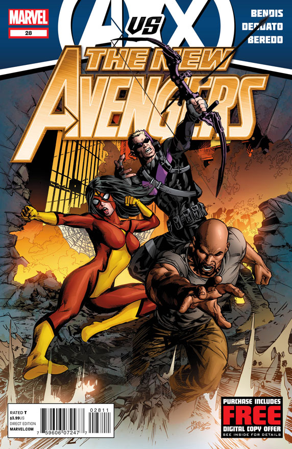 NewAvengers_28_Cover First Look at NEW AVENGERS #28