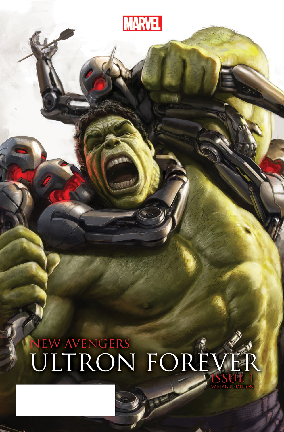 New_Avengers_Ultron_Forever_1_AU_Movie_Connecting_Variant_A AVENGERS: AGE OF ULTRON Movie Variants arrive this April