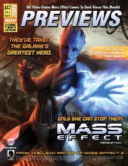 NovFrontCover A Preview Of The November 2009 PREVIEWS