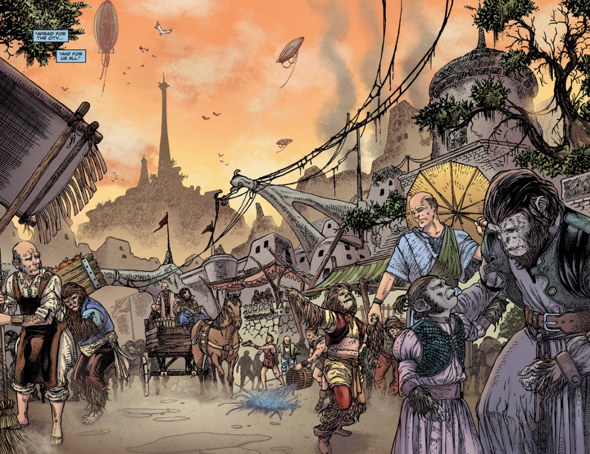 PlanetOfTheApes_01_Preview_Page_04_05 PLANET OF THE APES #1 earns 2nd printing