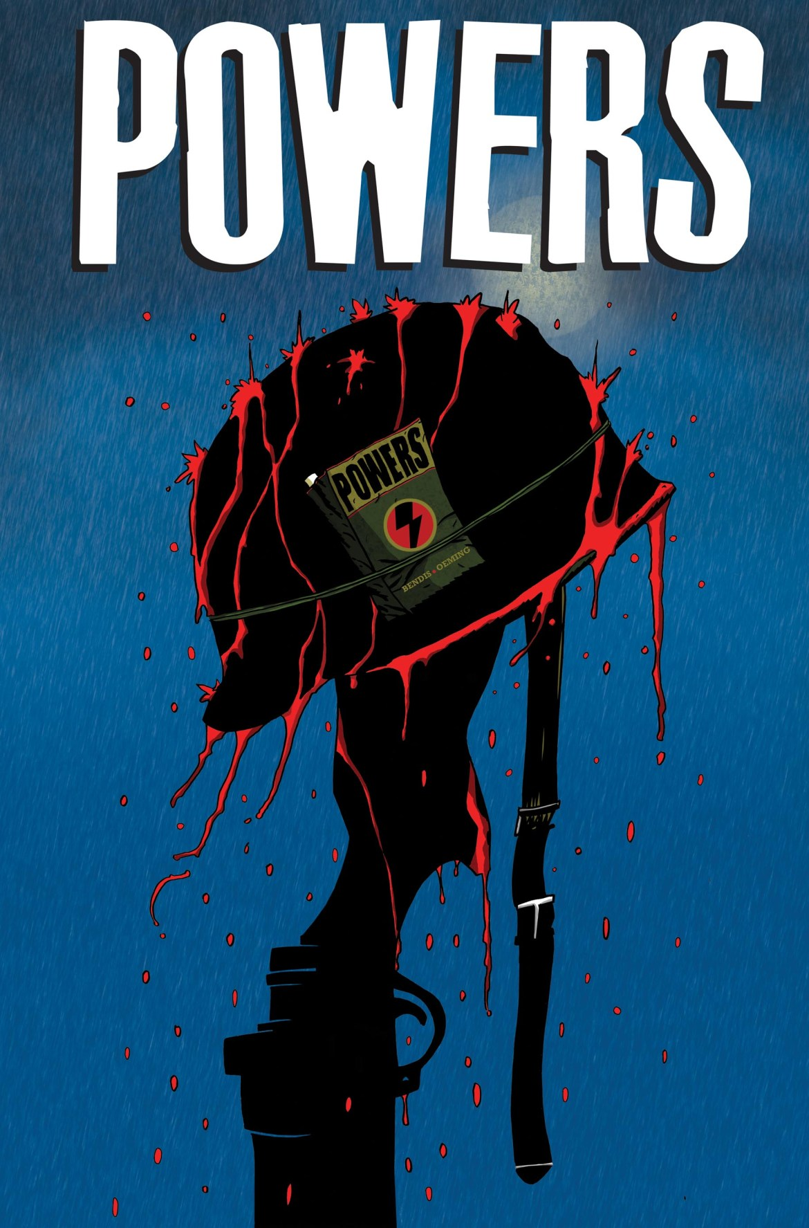 Powers_02_Cover Bendis and Oeming's Powers returns with all new series