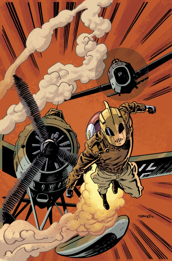 Rocketeer_Mini_Final Turbulence and adventure become synonymous in THE ROCKETEER