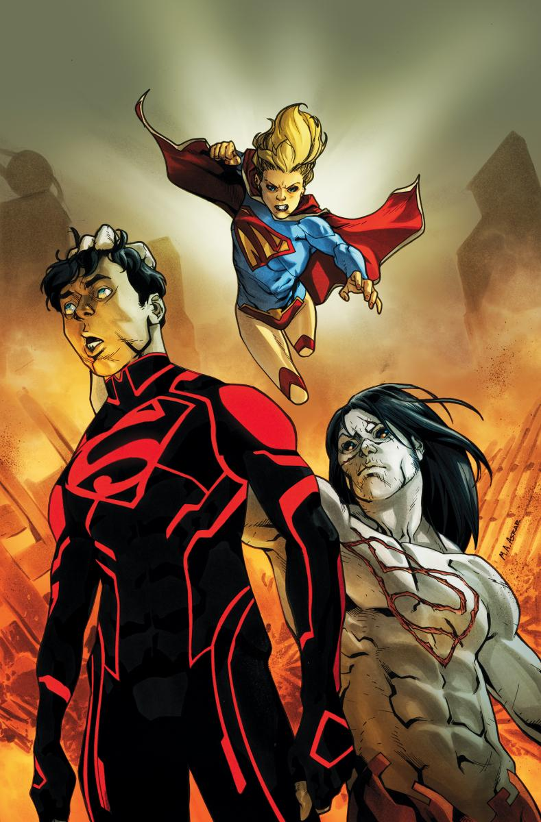 SG_Cv14 Superman and family face H'EL ON EARTH this November