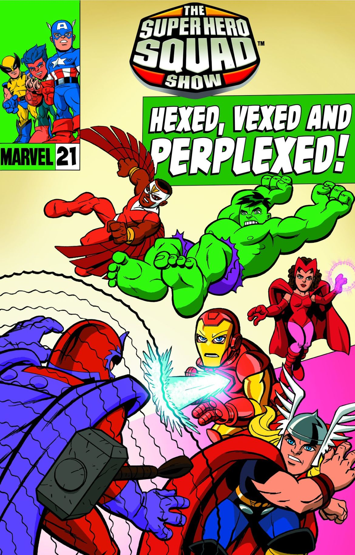 SHS_Ep21_TitleCard The Super Hero Squad Show attracts Magneto this week