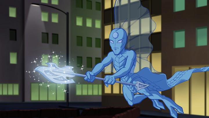 SHS_Ep25_Preview4 Silver Surfer's Past Revealed On The Super Hero Squad Show Tomorrow