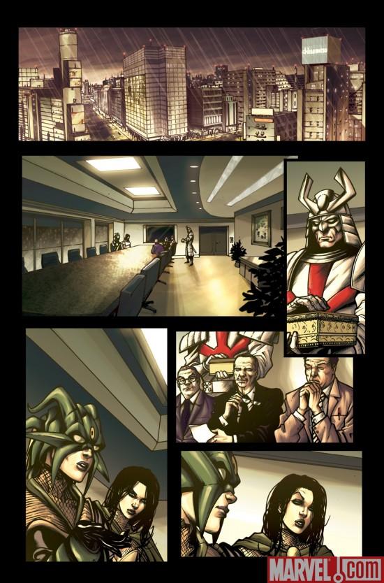 SecretWarriors_06_Preview2 Nick Fury and The Secret Warriors #6 Preview