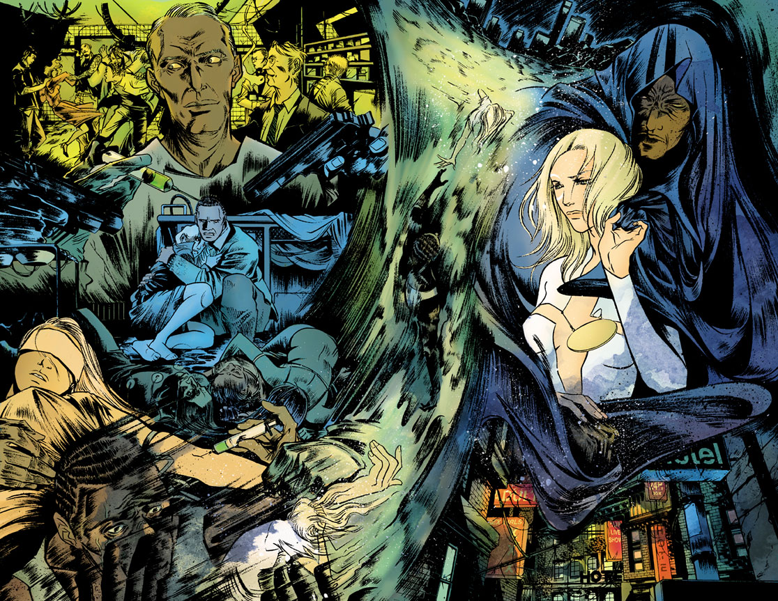 SpiderIsland_CloakAndDagger_1_Preview2 First Look at SPIDER-ISLAND: CLOAK AND DAGGER #1