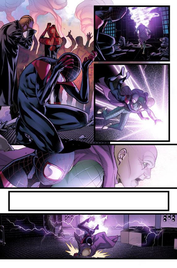 SpiderMen_5_Preview3 First Look at SPIDER-MEN #5
