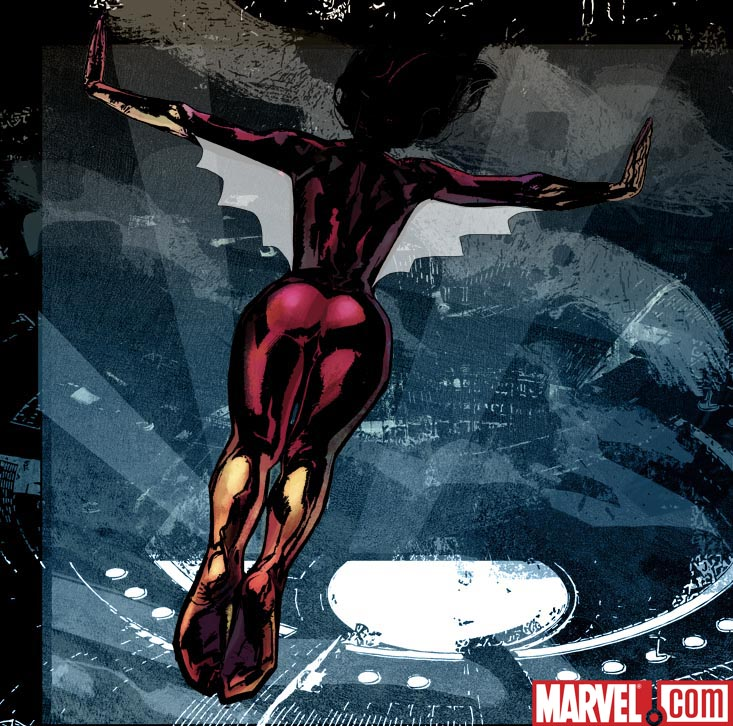 SpiderWomanMotionComic_Image1 Marvel Launches Original Spider-Woman Motion Comic