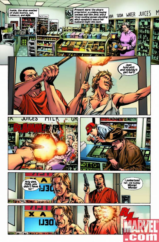Stand3_4 The Stand Captain Trips #3 Preview Part Two