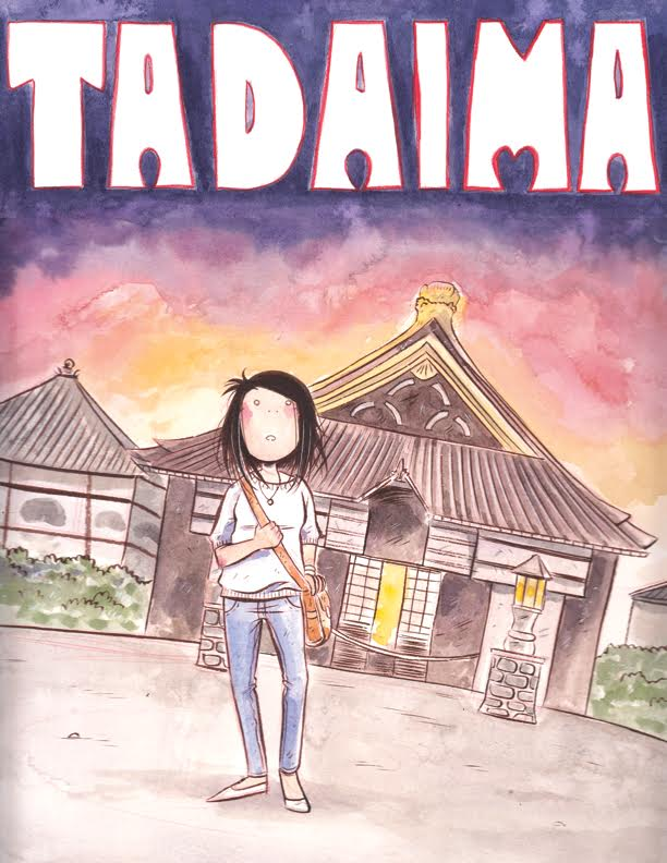 TADAIMA_11 Emi Lenox describes her return to Japan in TADAIMA