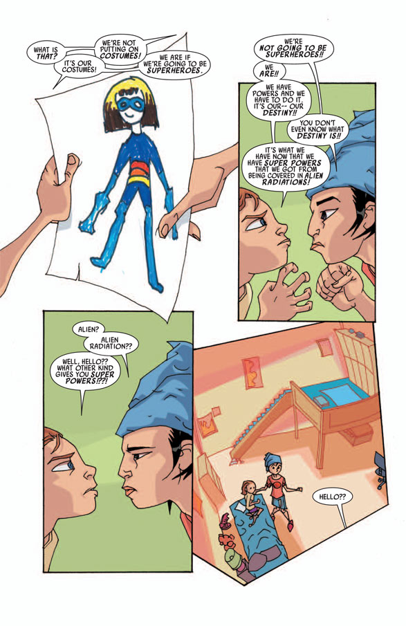 TAKIO_Preview2 New Look At Bendis and Oeming's TAKIO