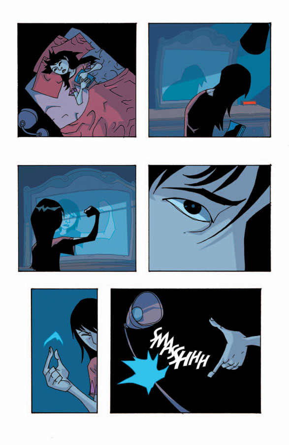 TAKIO_Preview5 New Look At Bendis and Oeming's TAKIO