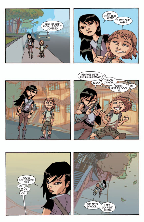 TAKIO_Preview7 New Look At Bendis and Oeming's TAKIO