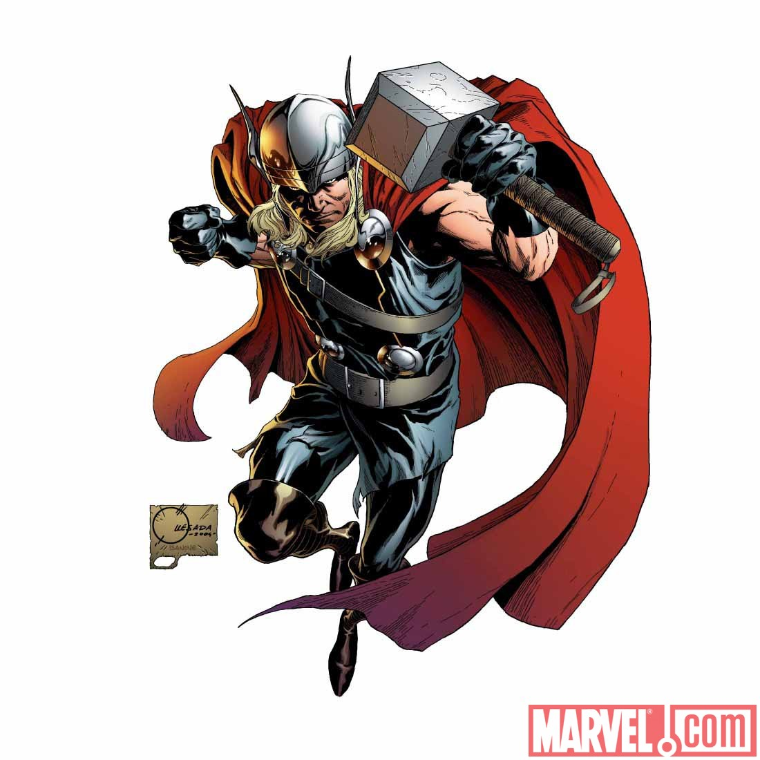 THOR_615__CoverQ New Look At THOR #615